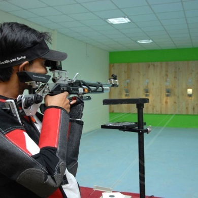 Badminton | Tennis | Zumba | Gymnastics | Rifle Shooting Classes in Pune